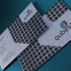 Qubestr Business Card Package - GraphicRiver Item for Sale