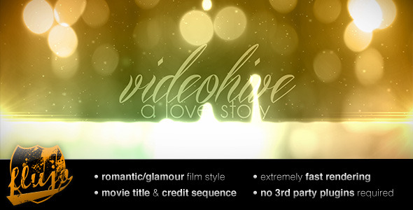 After Effects Project - VideoHive Movie Title 2782013