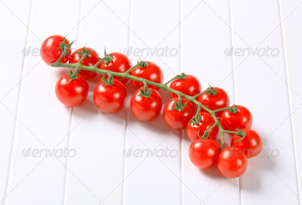 Fresh red tomatoes - Stock Photo - Images