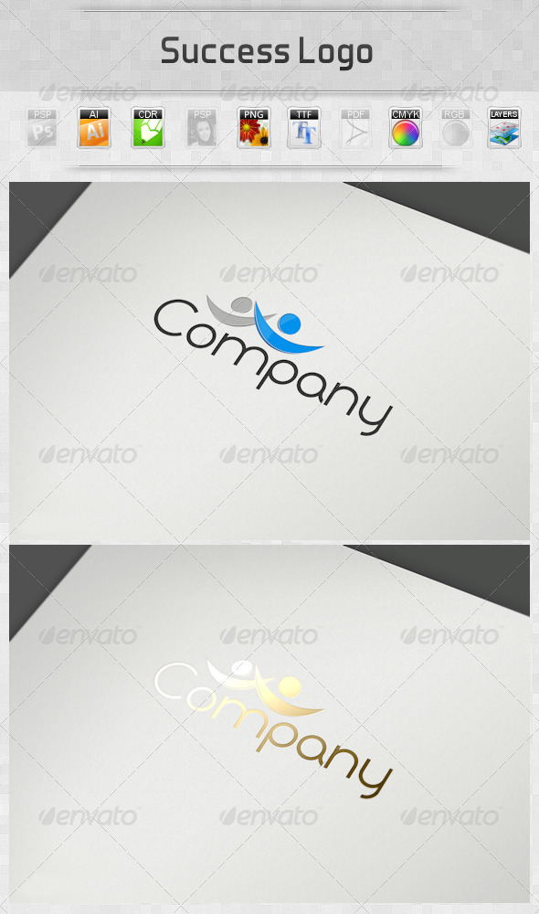 GraphicRiver Success Logo 2687905