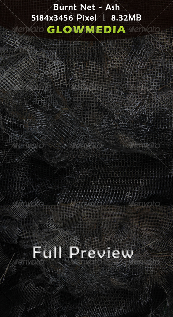 Burnt Net - Miscellaneous Textures