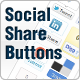 jQuery Social Share Buttons Plugin - CodeCanyon Item for Sale