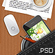 Facebook Desktop V3 - GraphicRiver Item for Sale