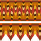 Ethnic Pattern Stripe Set - GraphicRiver Item for Sale