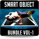 Hot Selling Smart Object Bundle Vol.1 - GraphicRiver Item for Sale
