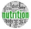 Nutrition concept in tag cloud - PhotoDune Item for Sale