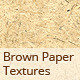 Brown Paper Textures - GraphicRiver Item for Sale