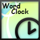 Word Clock - CodeCanyon Item for Sale