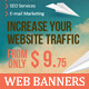 Email Marketing Web Banners Collection - GraphicRiver Item for Sale