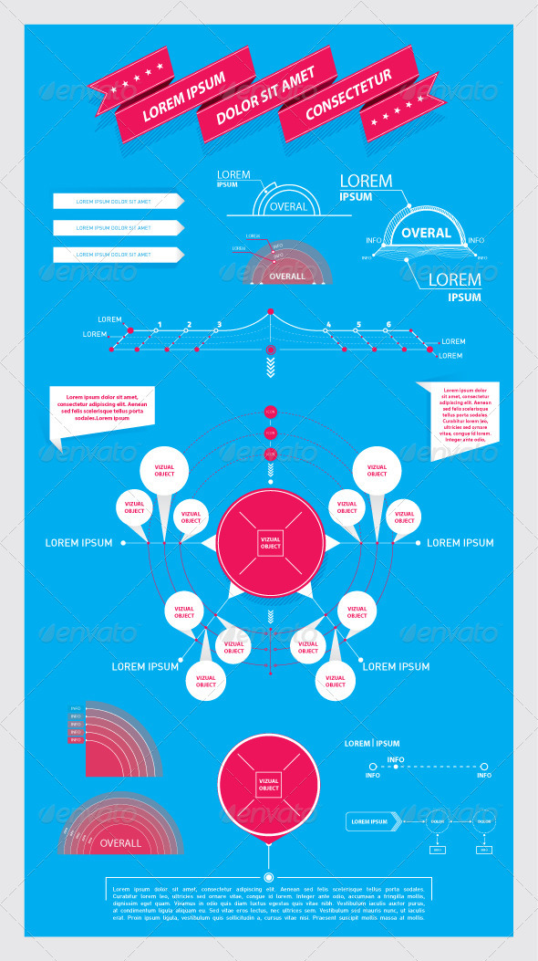 Infographic Elements - Miscellaneous Vectors