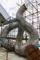 The construction site of statue cement - PhotoDune Item for Sale