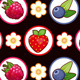 Seamless Berry Background - GraphicRiver Item for Sale