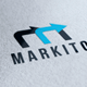 Markito Logo - GraphicRiver Item for Sale
