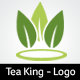 Tea King - Logo Template - GraphicRiver Item for Sale