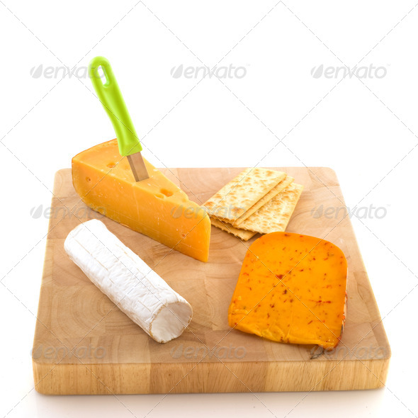 Cheese board - Stock Photo - Images