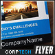 Corporate Technology Flyer Template - GraphicRiver Item for Sale