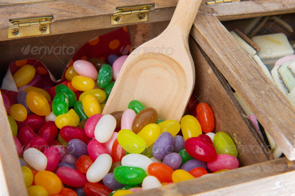 Candy bar - Stock Photo - Images