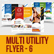 Multi-utility Flyer For Different Business - 6 - GraphicRiver Item for Sale