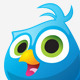 Bird Icon - GraphicRiver Item for Sale