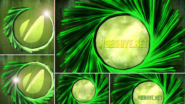 After Effects Project - VideoHive Particles Circle Reveal 2802088