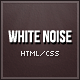 White Noise - HTML5 Template - ThemeForest Item for Sale