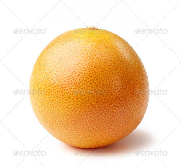 fresh grapefruit - Stock Photo - Images