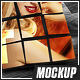 Cube Box Display Mockup - GraphicRiver Item for Sale
