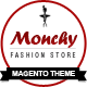 Monchy Fashion Store - ThemeForest Item for Sale