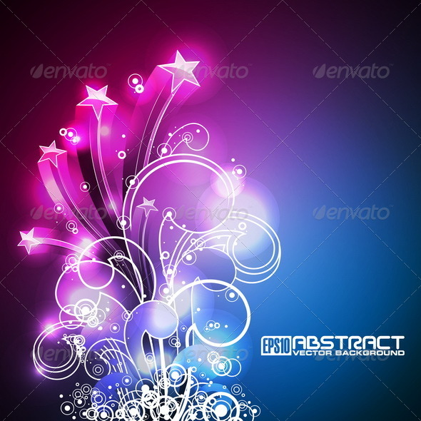 Abstract vector shiny background. - Backgrounds Business