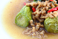 Eggplant fried with Tofu - PhotoDune Item for Sale