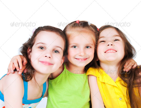 small kids - Stock Photo - Images