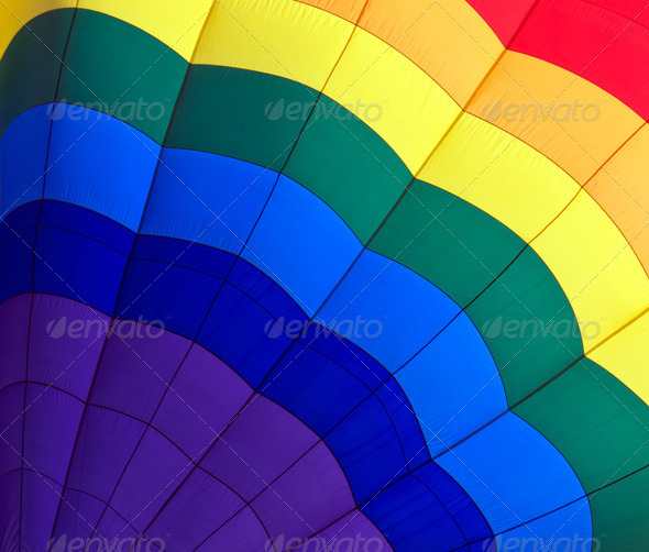 Closeup balloon - Stock Photo - Images