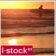 Bali Surfer At Sunset - VideoHive Item for Sale