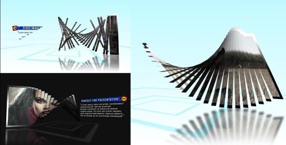 After Effects Project - VideoHive Motion Card Wipe 2815831
