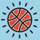 Basketball Logo Kit - GraphicRiver Item for Sale