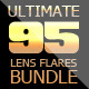 Ultimate Lens Flares Bundle - GraphicRiver Item for Sale