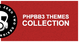 The PHPBB3 Themes Collection