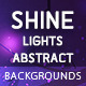 Shine Lights Abstract Backgrounds - GraphicRiver Item for Sale