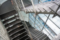 Open stairwell in a modern office building - PhotoDune Item for Sale