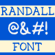 Randall - GraphicRiver Item for Sale