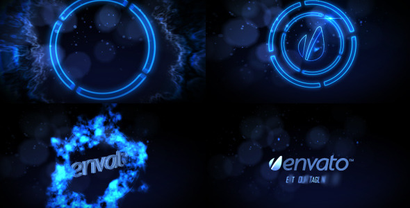 [VideoHive 2822225] Energy Blast Logo Reveal | After Effects Project