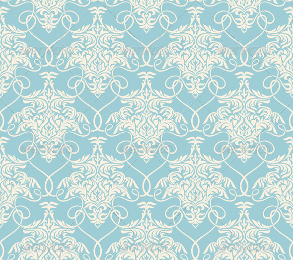 GraphicRiver Seamless Wallpaper Pattern 2823732