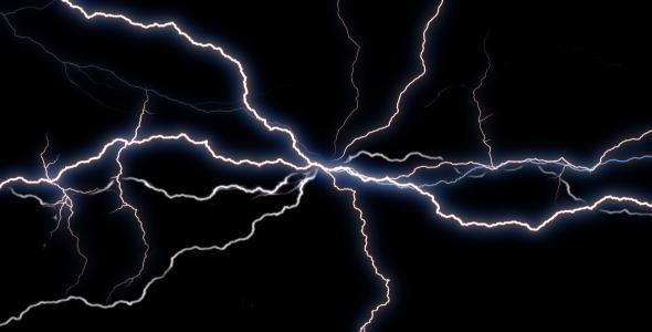 Motion Graphics - Electricity Background Loop 2   VideoHive