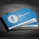 Facebook Addict - Business Card - GraphicRiver Item for Sale