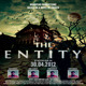 The Entity Horror Movie Poster Template - GraphicRiver Item for Sale