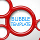 Bubble Template - GraphicRiver Item for Sale