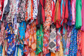 Colorful clothes for sale at a market - PhotoDune Item for Sale