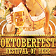 Oktoberfest Festival Flyer Vol. 2 - GraphicRiver Item for Sale