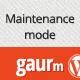 Gaurm - Simple Maintenance mode with animation - CodeCanyon Item for Sale