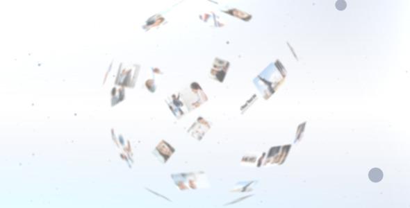 VideoHive Sphere Intro 2830797
